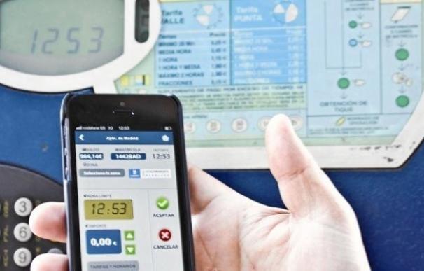 E-park ofrece por primera vez en Europa el pago de estacionamiento a través de la factura del teléfono móvil
