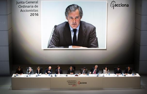 Acciona ratifica una inversión de 2.000 millones en renovables hasta 2020