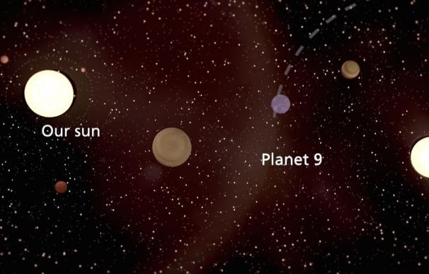 Científicos señalan que el Planeta 9 podría no pertenece al Sistema Solar