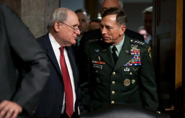 """EE.UU. no estará en Afganistán """"para siempre"""", dice Petraeus"""