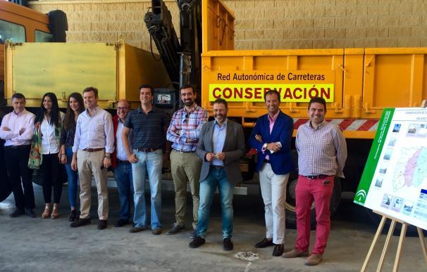 Concluye sin incidencias el operativo del plan de vialidad invernal en la provincia de Jaén