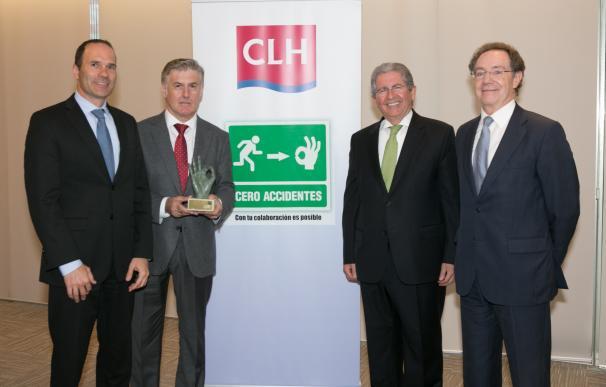 CLH otorga el premio 'Cero Accidentes' 2016 a la empresa Premonor