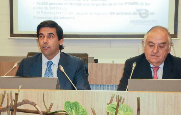 Faconauto afirma que la Comunitat Valenciana no ha pagado las ayudas del Plan2000E