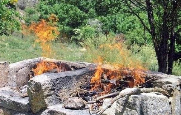 La Junta recuerda la prohibición de barbacoas y quemas agrícolas desde este miércoles al empezar la etapa de riesgo alto