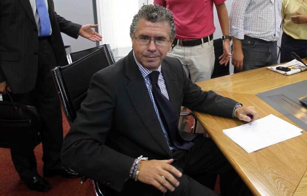 Granados, por videoconferencia este viernes en la comisión de corrupción de la Asamblea de Madrid