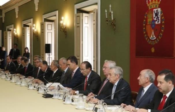 Hacienda avala las cuentas de la Casa del Rey, con un superávit de 177.000 euros en 2015