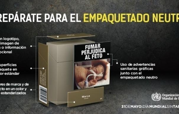 OCU exige que España imponga el empaquetado genérico en las cajetillas de tabaco