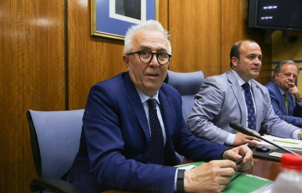 Junta reclama en firme 90 millones por ayudas a la formación y el PP critica que no detalle lo recuperado