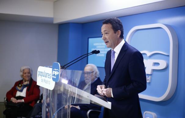 PP anuncia recurso contencioso pidiendo la suspensión cautelar de comisión de investigación prevista para mañana
