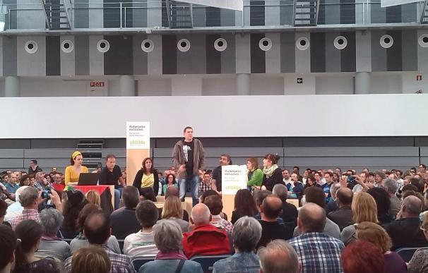 """Otegi cree que el independentismo vasco necesita una """"refundación"""" y avanzar con """"paciencia"""" hacia sus objetivos"""