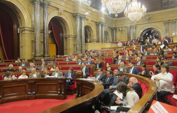 El Parlament abordará una ley para modificar Sucesiones en pleno debate presupuestario