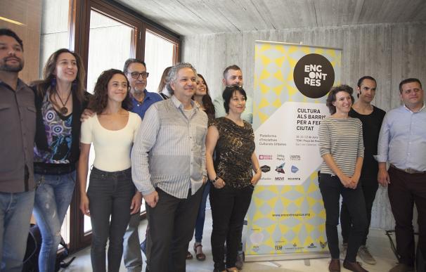Las propuestas escénicas y artísticas de nueve festivales urbanos se darán cita en el Teatre el Musical