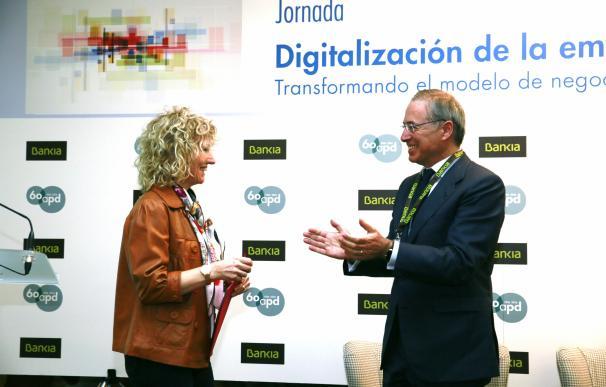 Díaz Tezanos: la economía cántabra debe afrontar el nuevo escenario digital para ser competitiva y crear empleo