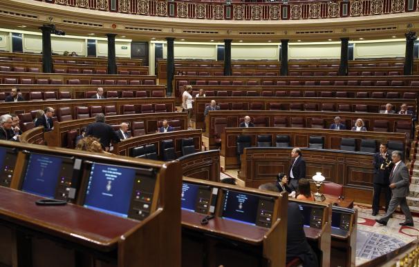 Diputados aprovechan el penúltimo Pleno del Congreso de la legislatura para despedirse de la Cámara