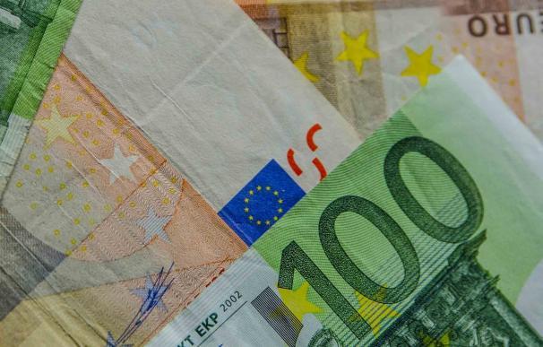 El número de billetes de 100 euros en circulación sigue en mínimos históricos
