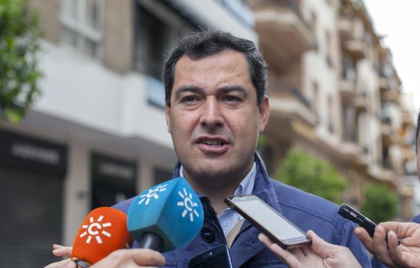 """Moreno centrará la campaña en recuperar el voto urbano y en """"ilusionar"""" a quienes """"se pasaron"""" a Ciudadanos"""