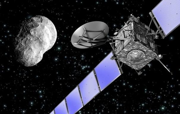 La nave Rosetta de la ESA se pierde durante 24 horas