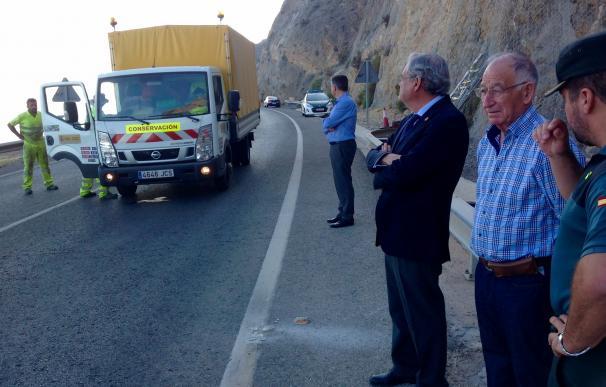 Abre la tráfico la carretera del Cañarete tras siete meses en obras y más de un millón de inversión