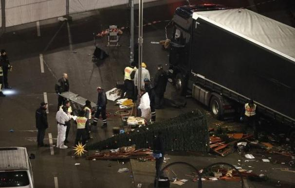 Detenidos en Estambul tres sospechosos del atentado al mercado de Berlín