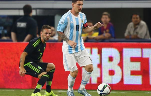 Leo Messi no entra en la convocatoria de Argentina
