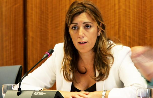 Susana Díaz cierra esta tarde la primera ronda de comparecencias en la comisión de investigación sobre formación