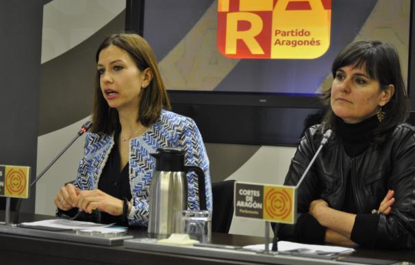 El PAR pide suprimir el catalán de la actual Ley de Patrimonio Cultural Aragonés
