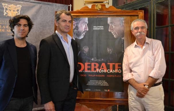 El Teatro Lope de Vega acoge desde este jueves la obra 'Debate' de Toni Cantó