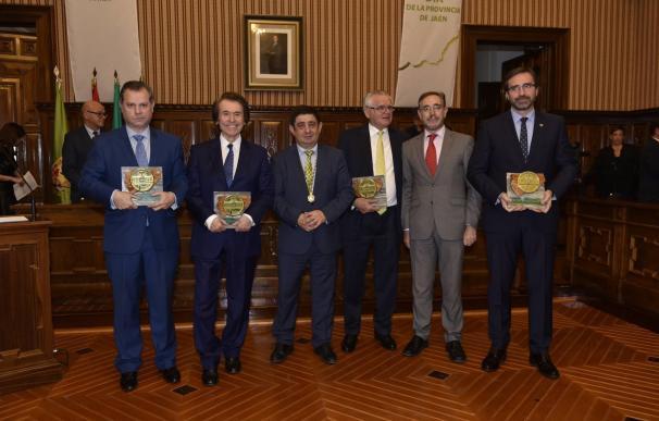 Diputación entrega los Premios de la Provincia a Raphael, la UJA, Manuel Medina y el grupo Luis Piña