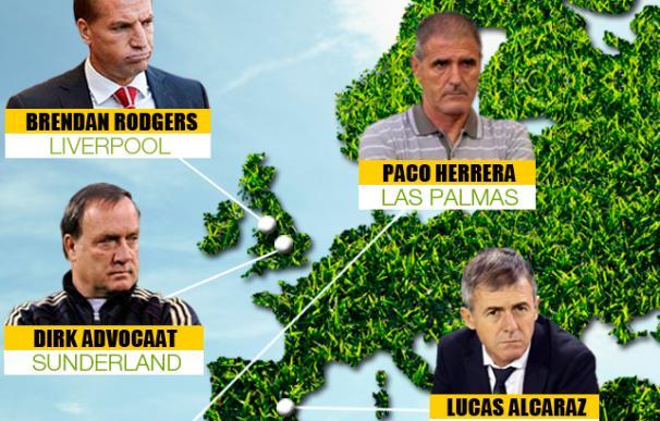 ¿La Liga devora entrenadores? Así son los despidos prematuros del fútbol europeo / Getty Images