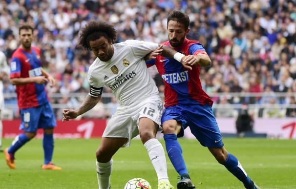 Marcelo, jugador clave en el Real Madrid de Benítez