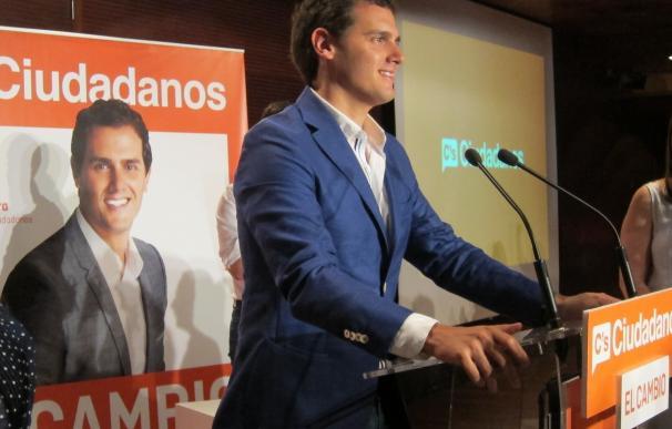 Más de 30 líderes europeos liberal demócratas apoyarán la candidatura de Rivera en un acto en Madrid