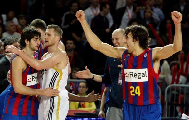El Barcelona consigue la victoria más amplia en el actual formato de la final