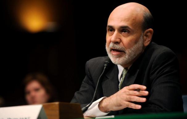 Bernanke comparece hoy en el Congreso de EEUU para hablar del desempleo