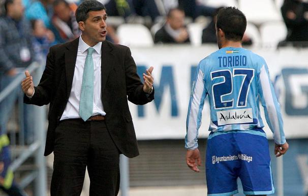El Málaga enlaza dos triunfos por primera vez en la temporada