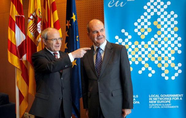 España apoya contar más con los gobiernos locales de la UE ante la crisis