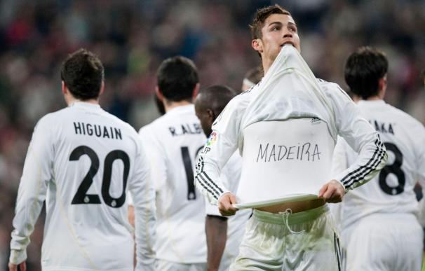 6-2. El Real Madrid recupera las buenas sensaciones ante el Villarreal