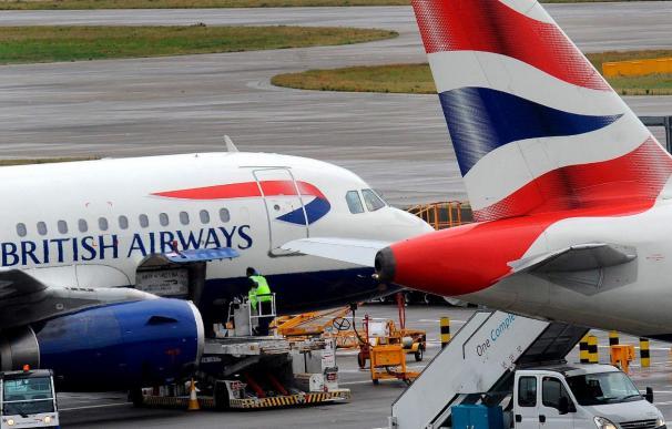El personal de cabina de la compañía British Airways decide ir a la huelga