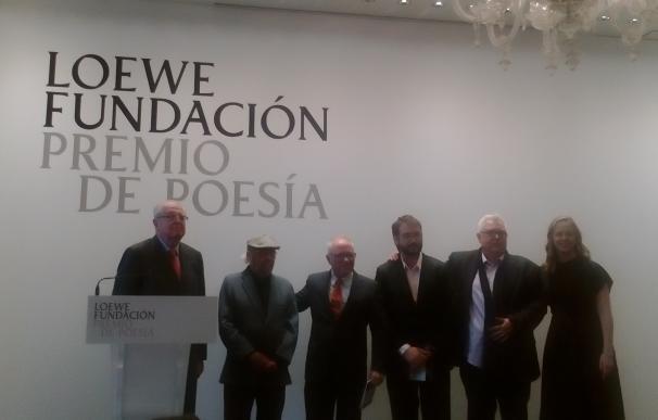 """José Ramón Ripoll, Premio Internacional de Poesía Fundación Loewe 2016: """"Se vulgariza la lengua sin reparo"""""""