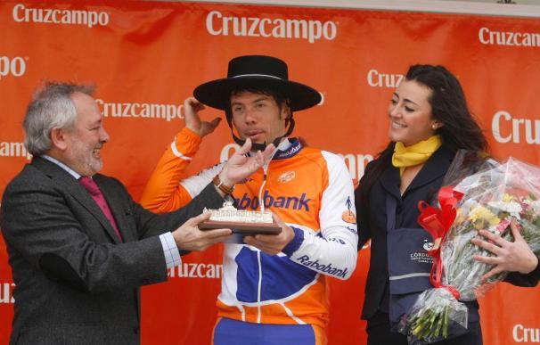 Freire gana la segunda etapa al esprint en Córdoba y Pardilla sigue líder