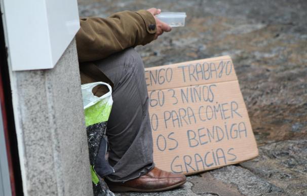 Más de 524.000 personas están en riesgo de pobreza o exclusión en CyL, unas 42.400 más que en 2009