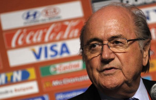 Los patrocinadores piden la marcha de Blatter.