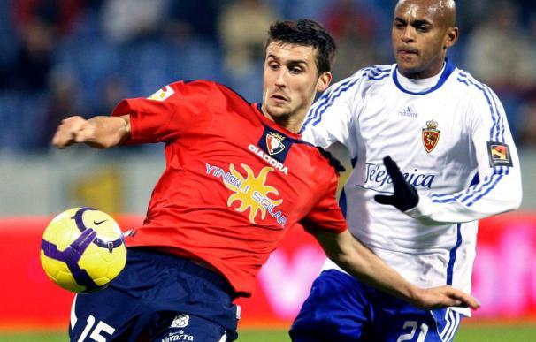 Ewerthon se desvincula del Zaragoza y se marcha al Palmeiras