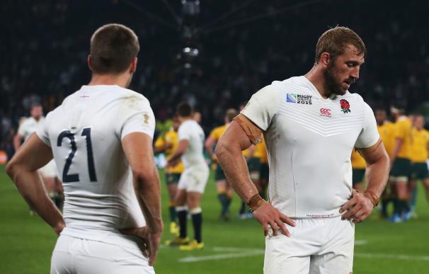Inglaterra dijo adiós antes de tiempo en su Mundial. / Getty Images