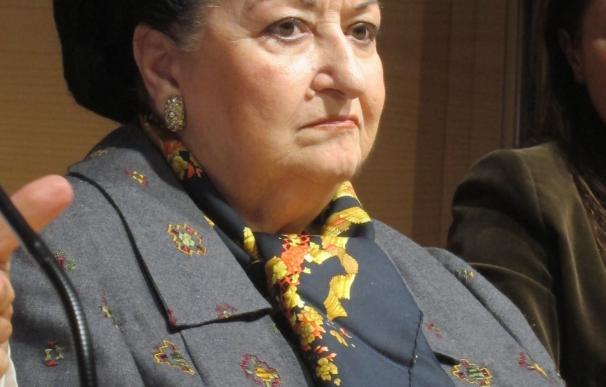 Montserrat Caballé, Medalla de Oro del Real Círculo Artístico de Barcelona