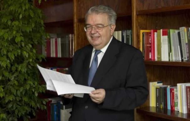 El conservador Gonzalez Rivas, nuevo presidente del Constitucional
