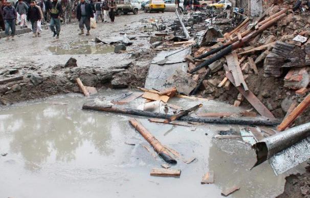 Mueren cinco personas de la misma familia en un ataque armado en Kabul