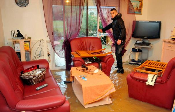 Aumentan a cuarenta los muertos por el temporal Xynthia en Francia