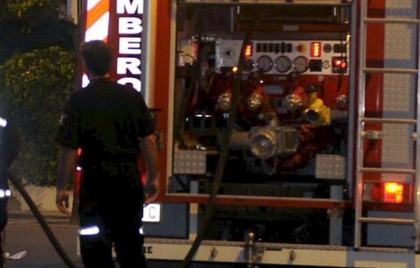 Muere un hombre en el incendio de una nave en Alcalá de Guadaíra (Sevilla)