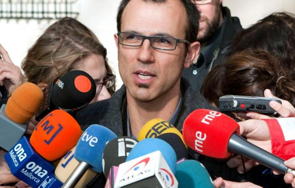 Barceló (PSM) considera que podrían celebrarse consultas soberanistas en Baleares