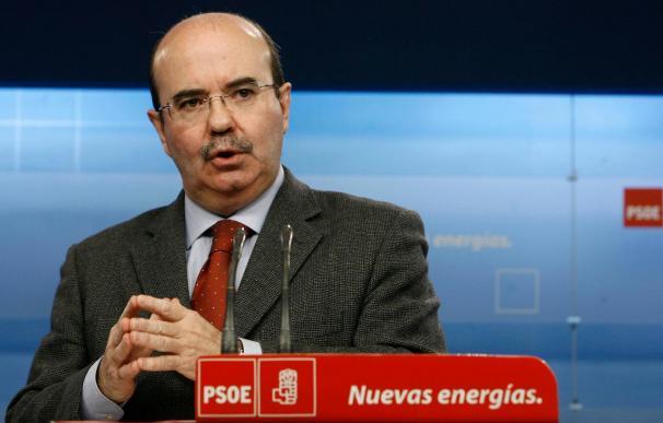 """Zarrías advierte al PP de que comete el """"peor de los errores"""" con su posición"""